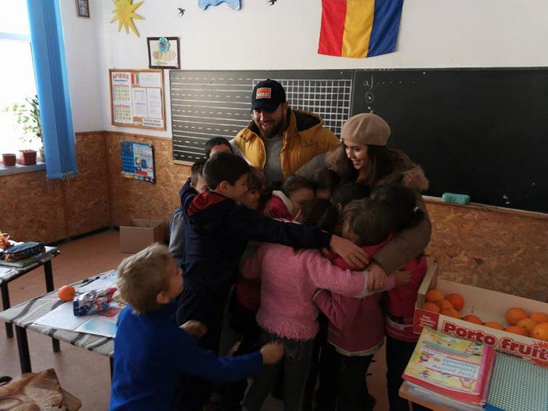 Campanie umanitară cu mii de zâmbete de copil