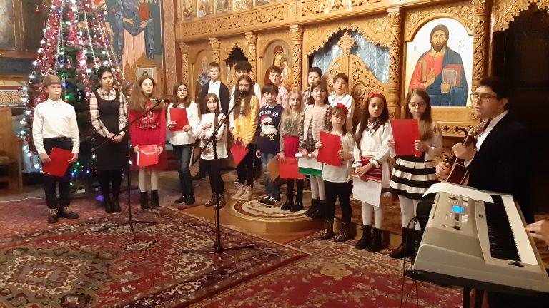 """Concert de colinde la Biserica """"Buna Vestire"""""""
