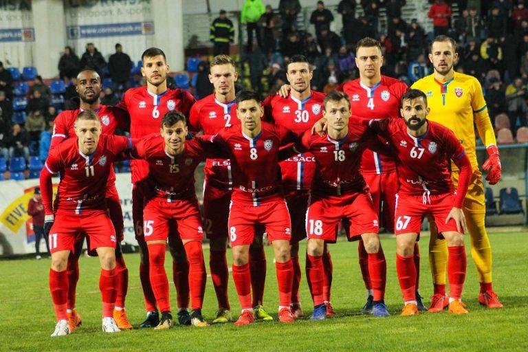 FC Botoșani și-a aflat programul următoarelor trei etape în Liga 1