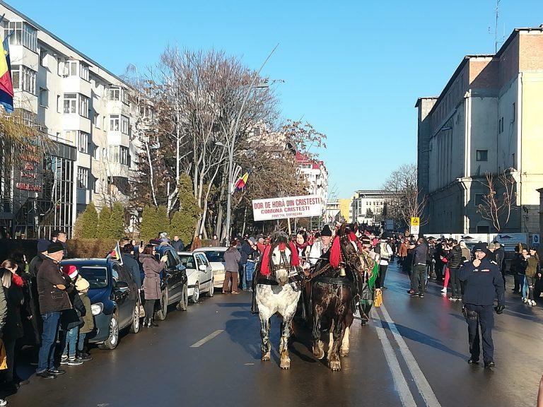 Festivalul de datini şi obiceiuri de iarnă nu va fi organizat în acest an