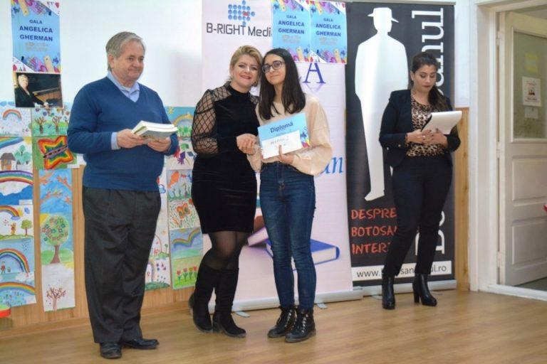 """Distincţii pentru inovaţia în educaţie la Gala """"Angelica Gherman"""""""