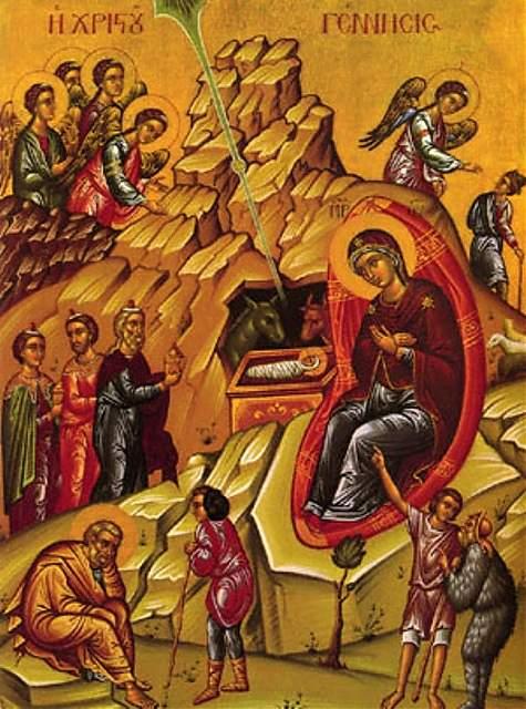 Astăzi – Naşterea Domnului – Crăciunul
