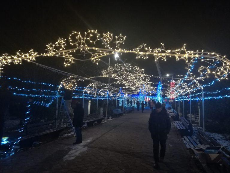 """Cosmin Andrei – """"Luminile de sărbători se vor aprinde în această seară"""""""