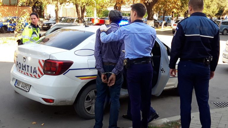 Pedofilul de la mall a fost reținut de polițiști