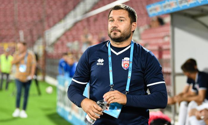 """Croitoru și ai lui vor în sferturile Cupei: """"FC Botoşani e o echipă bună şi poate surprinde pe multă lume!"""" (VIDEO)"""