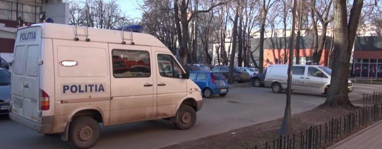 Încă o tentativă de jaf la Săveni. Suspectul a fost prins de polițiști
