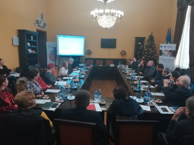"""Proiectul """"Inovaţii Digitale pentru Oraşe"""", lansat la Botoşani (video)"""