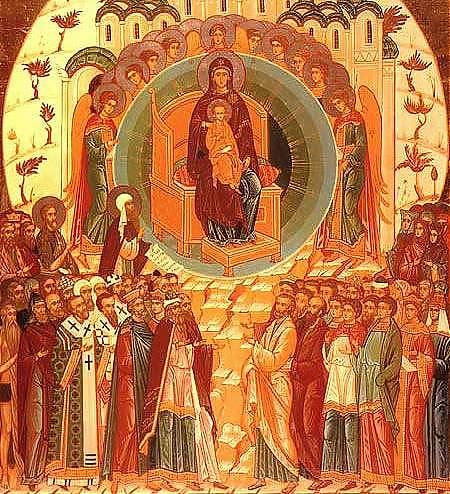 Astăzi – Soborul Maicii Domnului – A doua zi de Crăciun