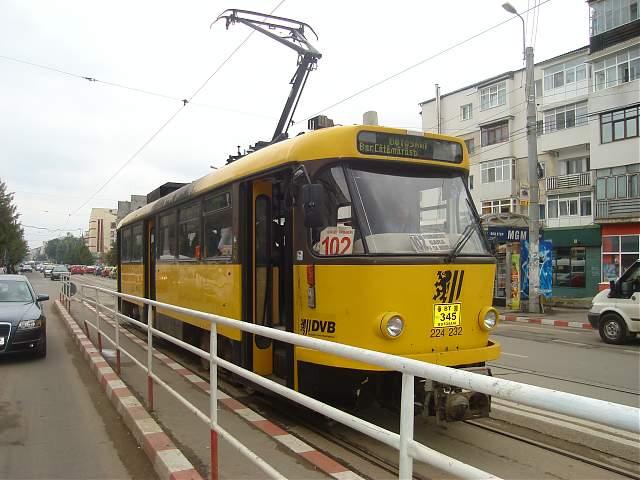 O nouă licitaţie pentru reabilitarea infrastructurii de transport cu tramvaiul