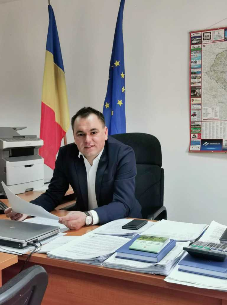 APIA Botoșani are un nou director adjunct