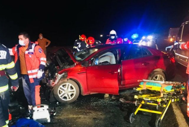 Accident cu doi morți și doi botoșăneni răniți grav (video)