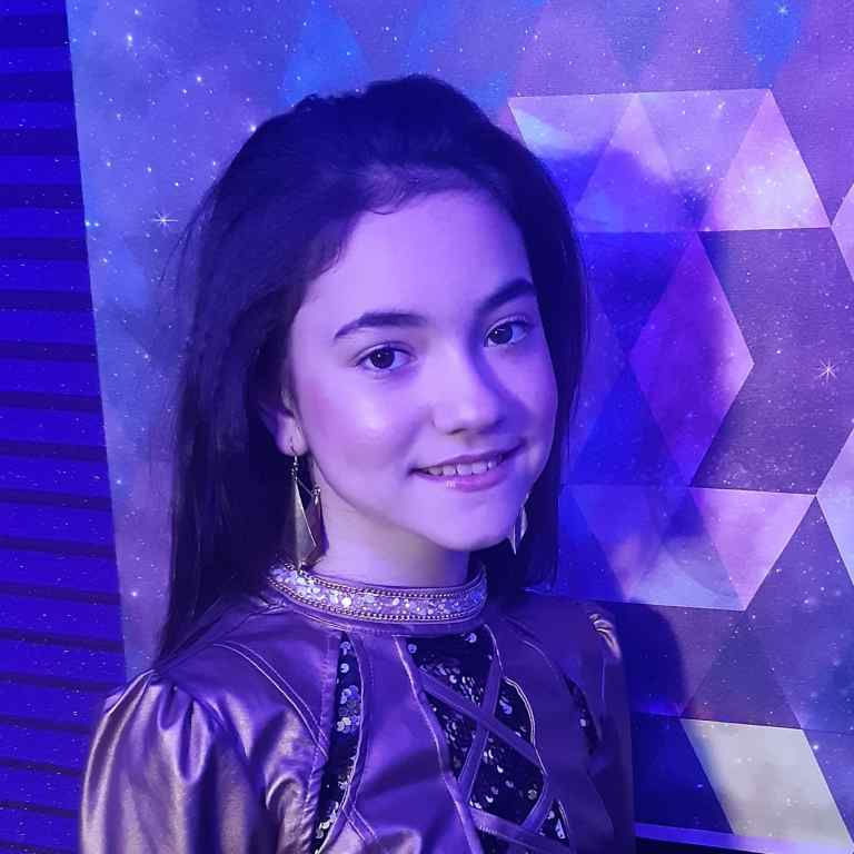 Tiana Cilibiu a fost desemnată INTERNATIONAL ARTIST JUNIOR 2020