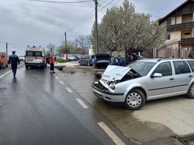 Accident în lanț la Hudum