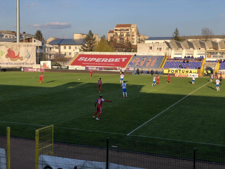 Ne-am pus piedică singuri. FC Botosani – Craiova 1:1