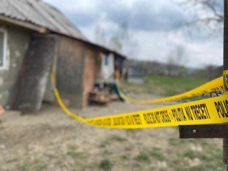 Copii în grija statului după ce mama le-a înjunghiat tatăl (video)