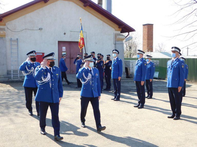 Schimbare de conducere la Jandarmeria Botoșani
