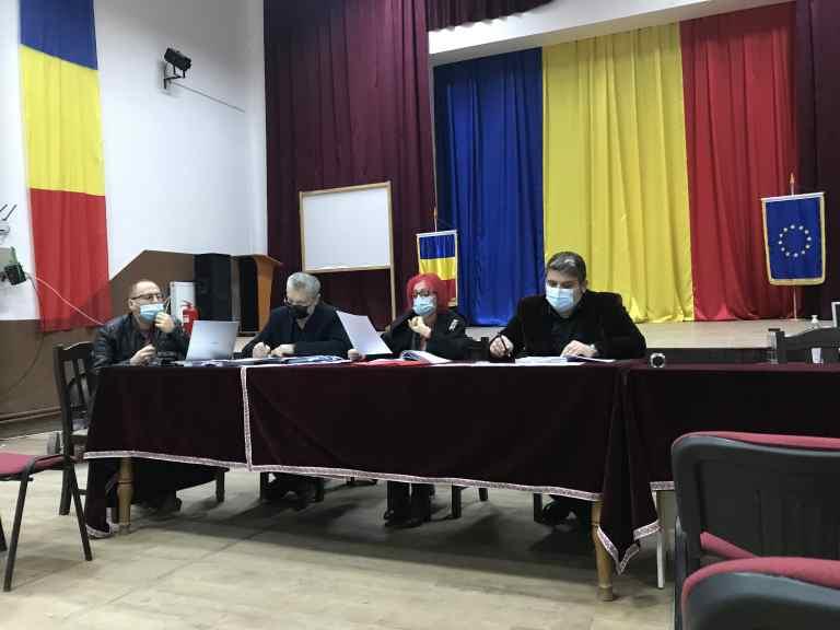 Proiecte aprobate în şedinţa de Consiliu Local de la Darabani