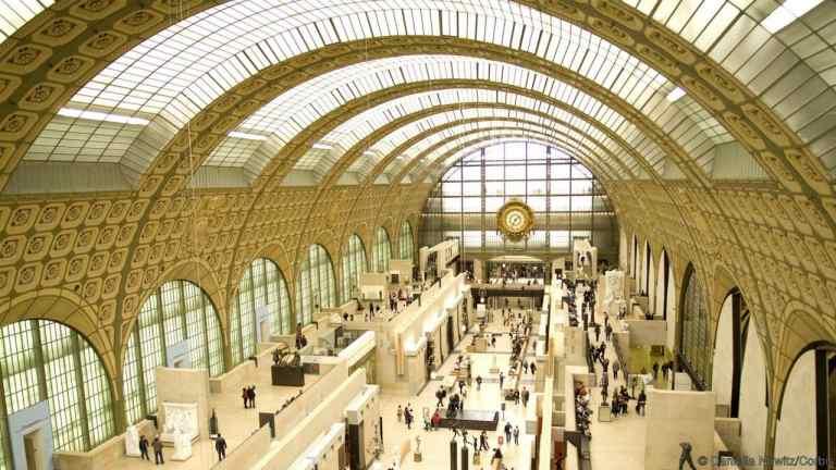 Muzee ce pot fi vizitate virtual – Musée d'Orsay