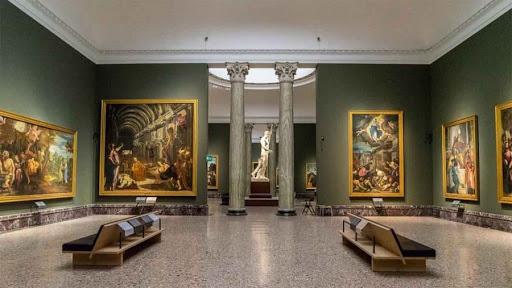 Muzee ce pot fi vizitate virtual – Pinacoteca di Brera