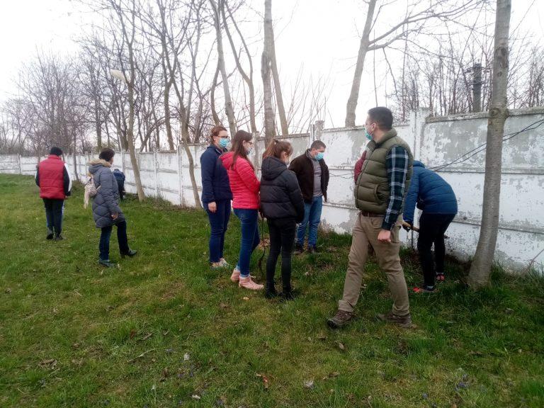 Acțiune dedicată naturii organizată la Darabani
