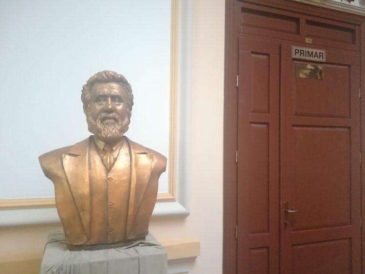 Bustul lui IC Brătianu, din nou în atenţia consilierilor municipali botoşăneni