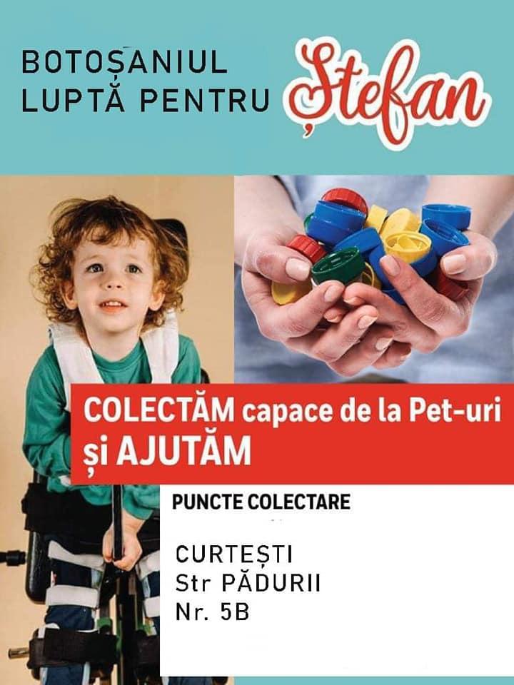 Campanie inedită pentru salvarea unei vieţi de copil