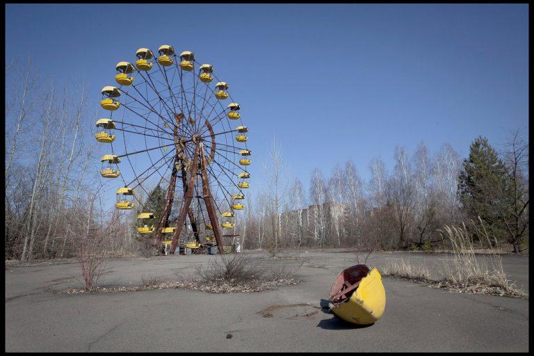 35 de ani de la tragedia de la Cernobîl