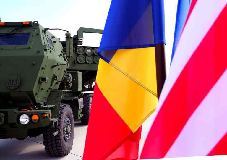 Exerciţiu comun al forţelor armate române şi americane