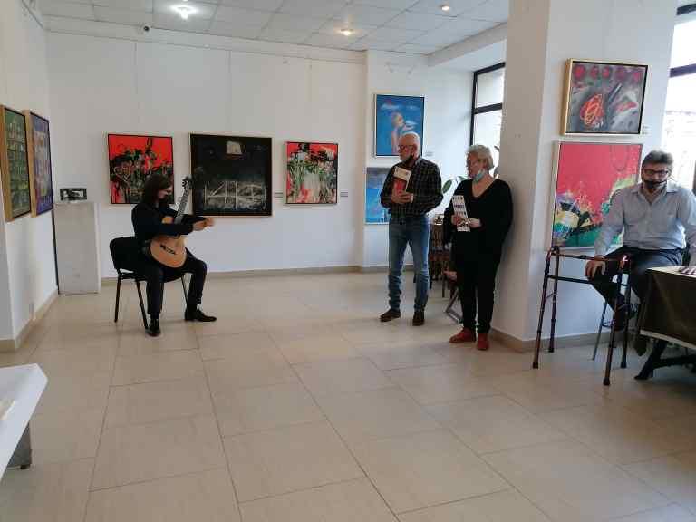 """Expoziţie eveniment la Galeriile de Artă """"Ştefan Luchian"""" (video)"""
