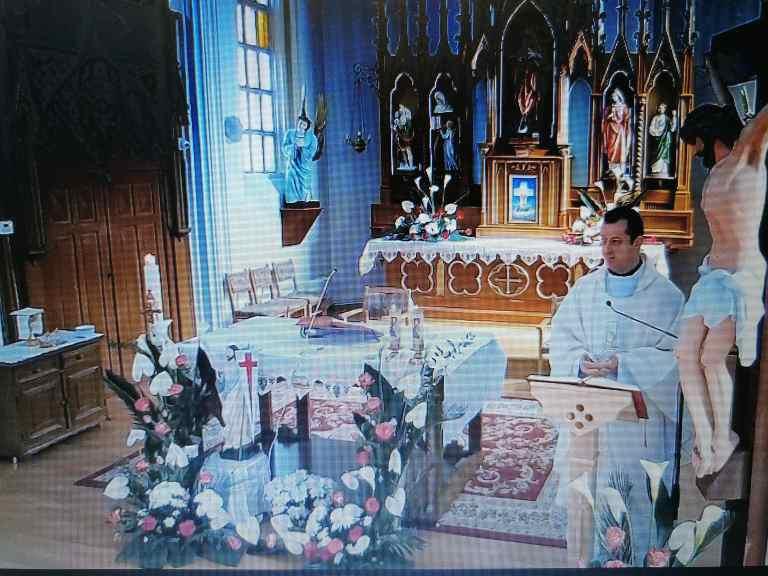 Slujbe oficiate la Botoşani, transmise de postul de radio al Deicezei Romano Catolice de Iaşi