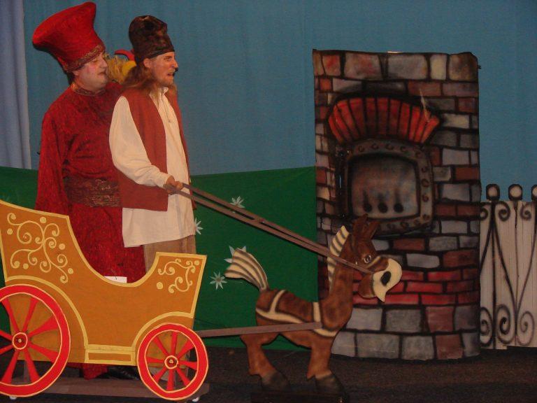 Punguţa cu doi bani la Teatrul Vasilache