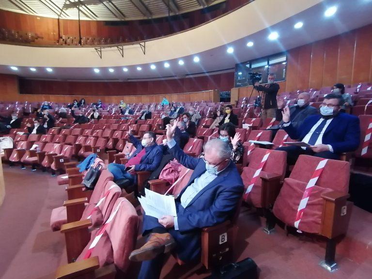 Amendament liberal la bugetul municipalităţii – Dotări pentru DSPSA şi Parcul Cornişa