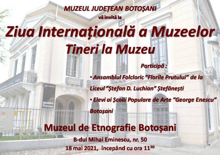 Activitate organizată de Muzeul de Etnografie pentru promovarea patrimoniului cultural local