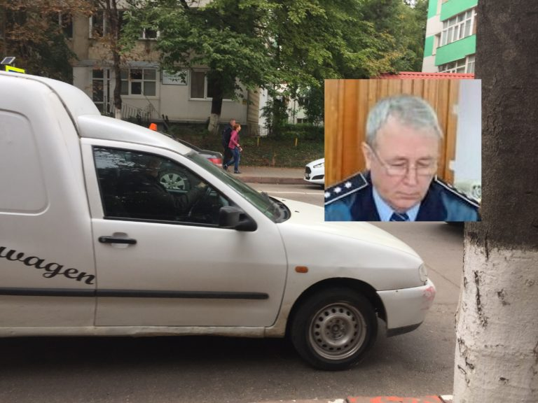 Fost șef în Poliție condamnat la închisoare cu suspendare pentru beție la volan