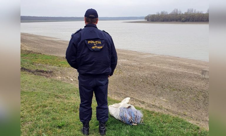 Braconier prins de polițiștii de frontieră botoșăneni