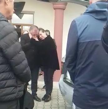 Lacrimi şi durere la căpătâiul lui Iulian Cojocaru (video)