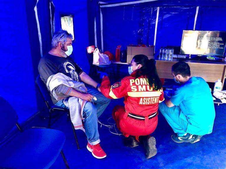 Ziua Internațională a Medicinii de Urgenţă marcată la Botoşani (video)