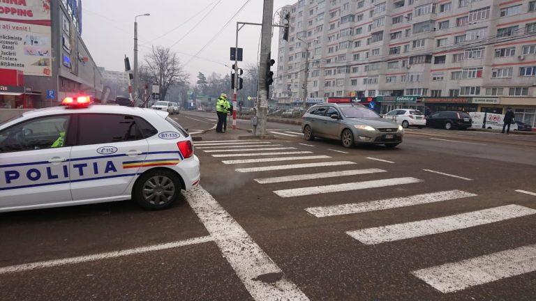 Şofer fugar trimis la puşcărie