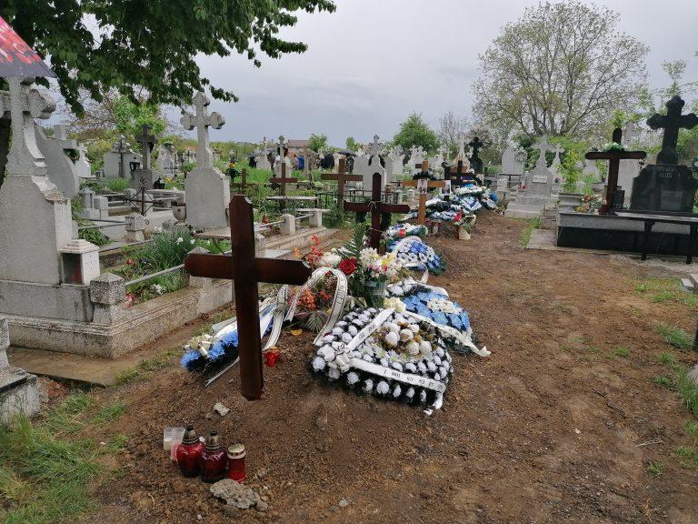 Nemulţumiri de la înhumările făcute pe aleile secundare din cimitire