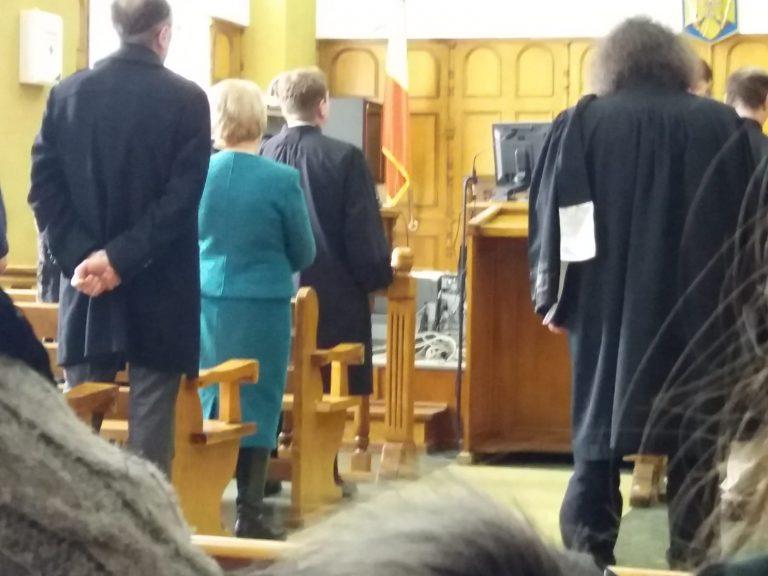Justiţia din Botoşani lovită grav de lipsa de magistraţi