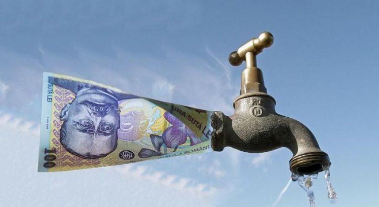 Se anunță o nouă scumpire a apei. Noile tarife discutate în CJ