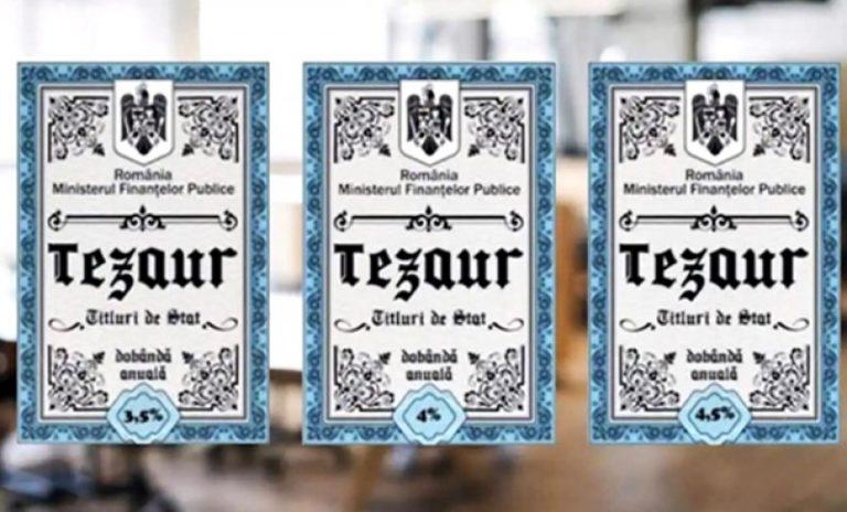 Programul Tezaur continuă și în luna septembrie