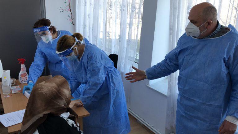 Codaşi pe ţară la vaccin anti-Covid (video)