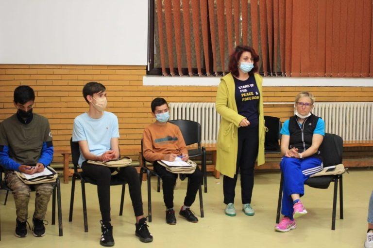 Proiect european pentru tinerii botoșăneni