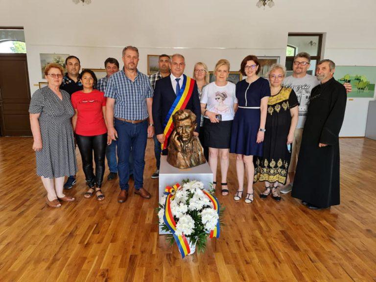 """""""Pictorul florilor"""", comemorat la Ștefănești"""