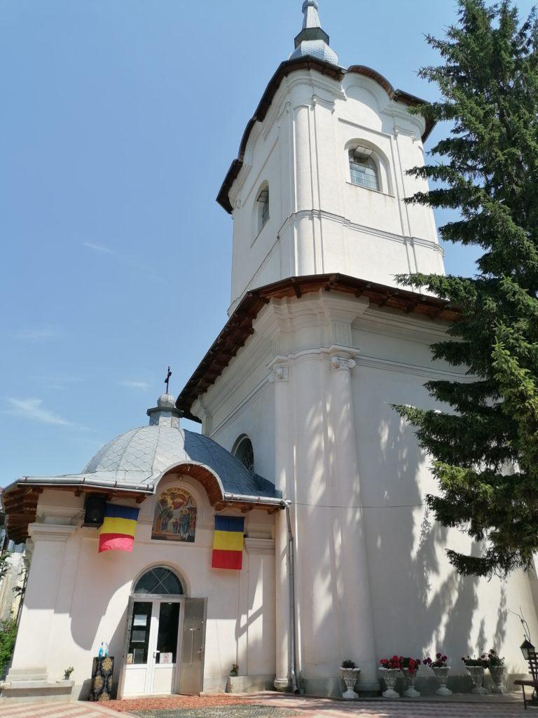 Biserica Vovidenia, în sărbătoare (video)