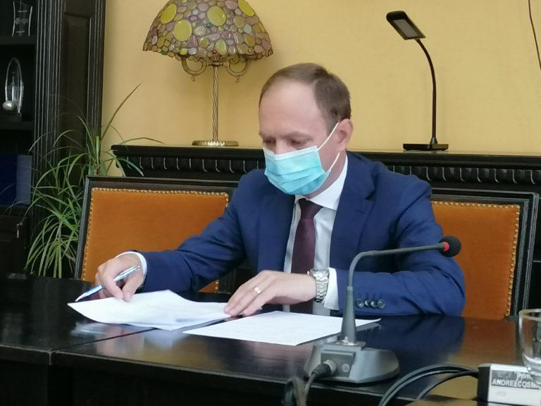 Cosmin Andrei vrea încă un şef la Poliţia Locală