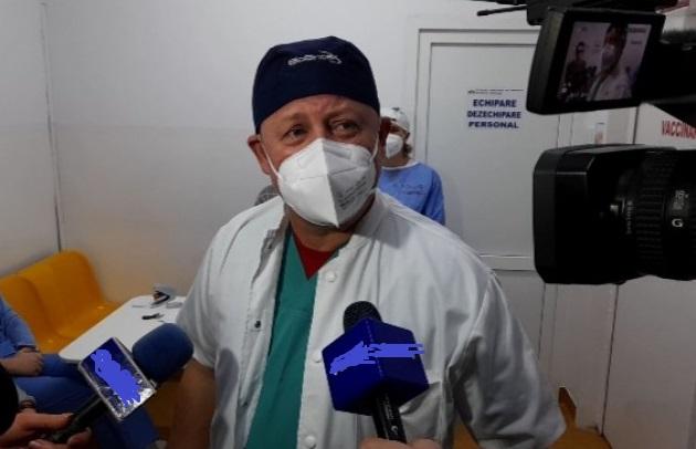Unul dintre cei mai reputaţi chirurgi, numit şef de secţie la Spitalul Judeţean