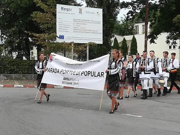 Festivalul Fanfarelor, organizat la Botoșani
