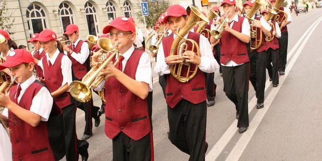 Au început înscrierile pentru Festivalul Concurs al Fanfarelor
